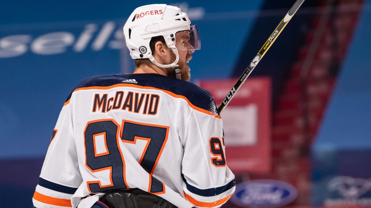 NHL Odds, Picks, Predictions for Jets vs. Oilers: Betting Preview for Winnipeg & Edmonton Game 1 (May 19) article feature image