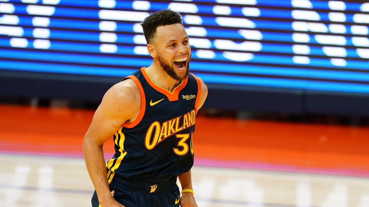The Best Sportsbook Promos for Monday, May 10: Bet $20, Win $150 if Steph Curry Scores a Point! article feature image
