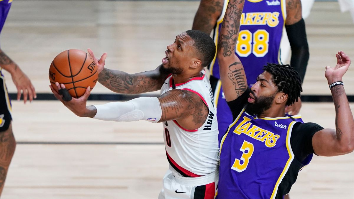 Friday NBA Odds, Picks, Prediction: Lakers vs. Trail Blazers Betting Preview (May 7) article feature image