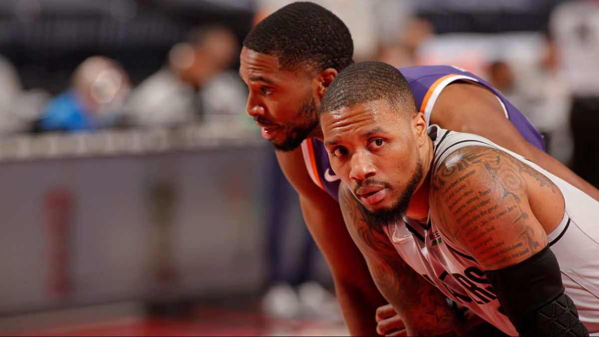 NBA Betting Odds & Picks: Best Bets for Raptors vs. Bulls, Trail Blazers vs. Suns & More (Thursday, May 13) article feature image