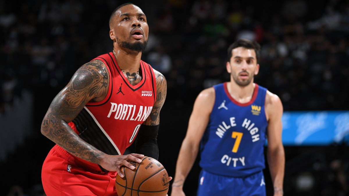 NBA Playoffs Series Odds & Schedule: Trail Blazers Move to Heavy Favorites After Game 1 Win article feature image