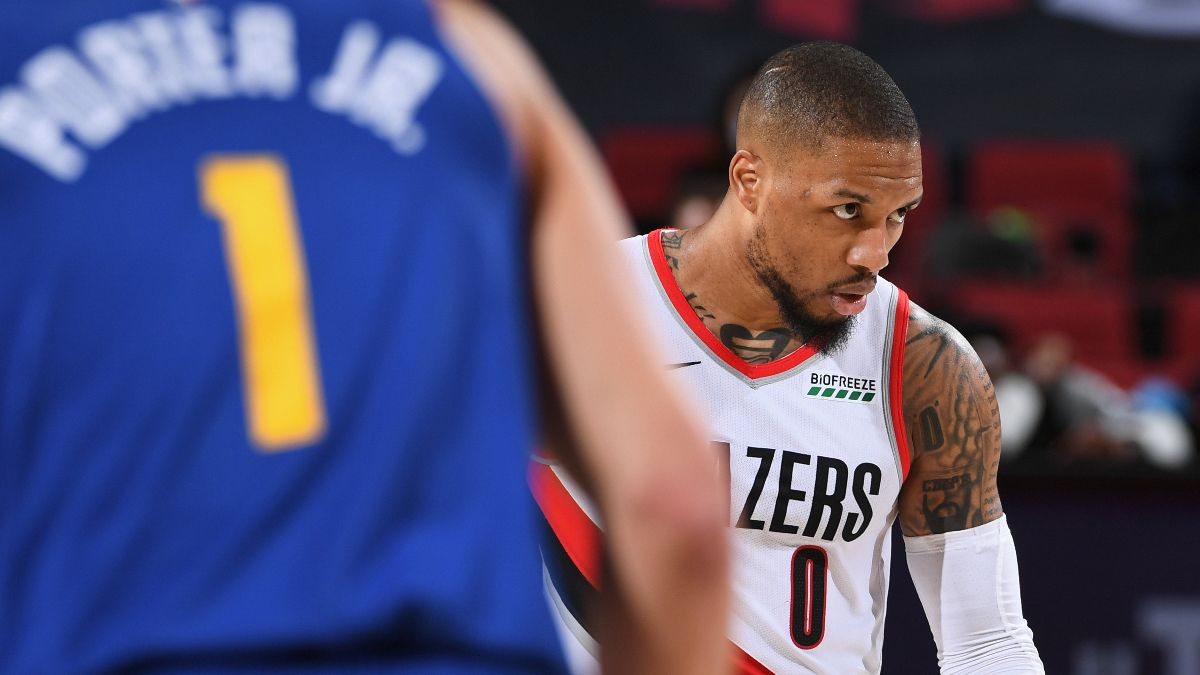 Nuggets vs. Blazers Odds, Preview & Game 4 Predictions: Expect Damian Lillard & Co. to Bounce Back Saturday article feature image