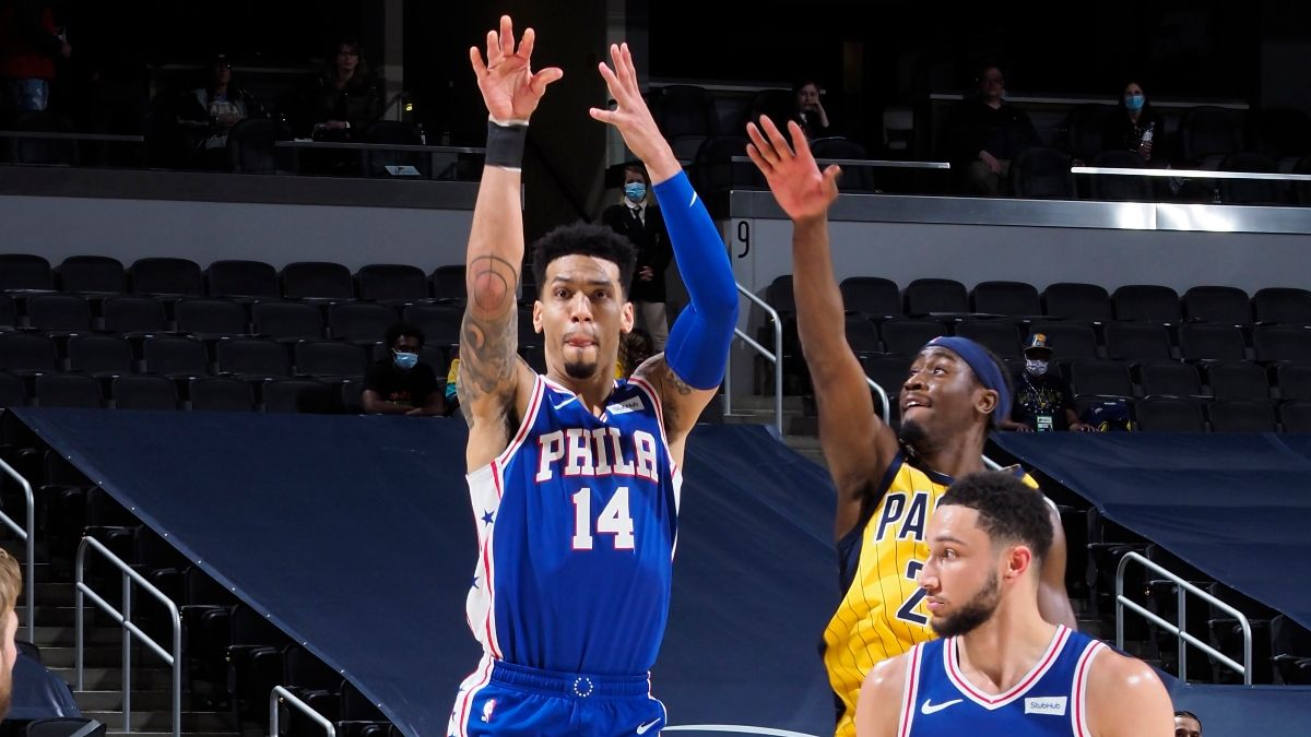 Philadelphia 76ers Playoffs Promo: Bet $25, Win $100 if the 76ers Hit a 3-Pointer! article feature image