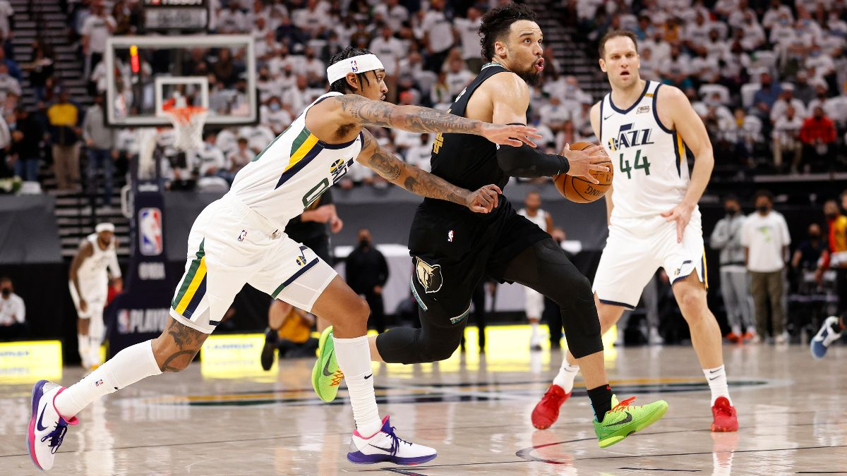 Grizzlies vs. Jazz Betting Odds & Pick: Back Utah to Win Big (May 26) article feature image