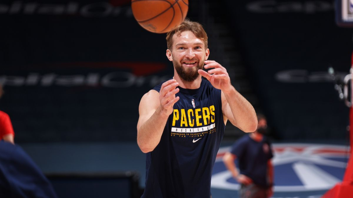 NBA Injury News & Starting Lineups (May 18): Domantas Sabonis, Malcolm Brogdon Cleared for Tuesday's Play-In article feature image