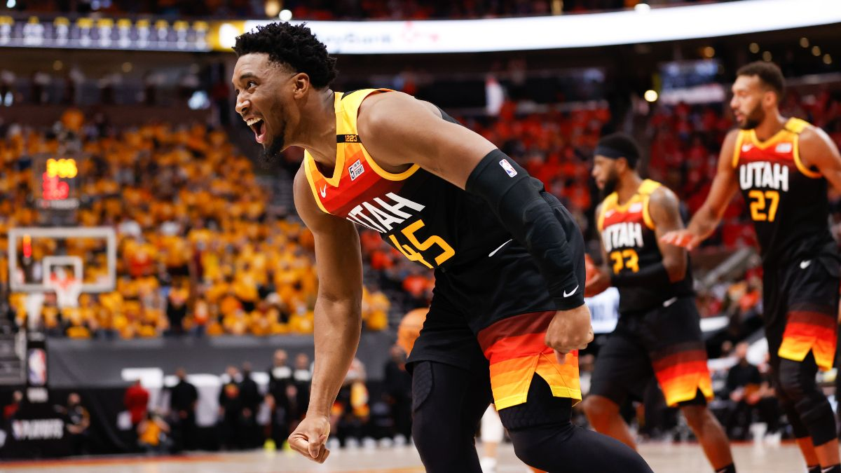 NBA Odds, Picks, Predictions: Our Staff's Best Playoff Bets for Nuggets vs. Trail Blazers, Jazz vs. Grizzlies, More (May 29) article feature image
