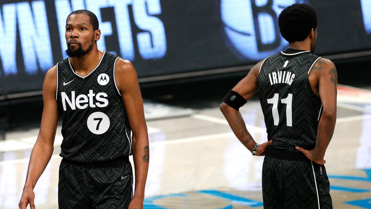 Thursday NBA Odds, Picks, Prediction: Nets vs. Mavericks Betting Preview (Thursday, May 6) article feature image