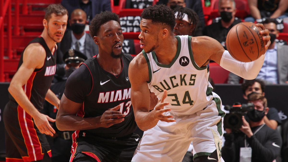Bucks vs. Heat Game 4 Odds, Preview, Prediction: How To Bet Saturday's NBA Playoff Game (May 29) article feature image