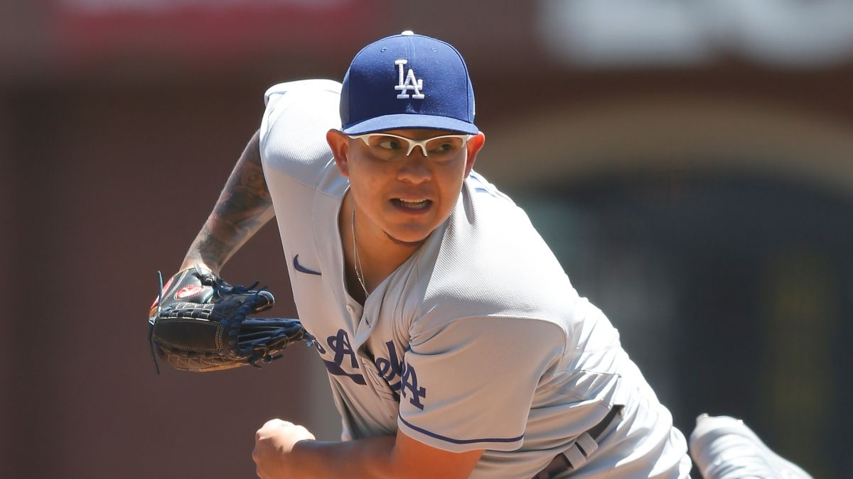 Dodgers vs. Giants Odds, Predictions & Preview: Bet Saturday's Total In L.A. (May 29) article feature image