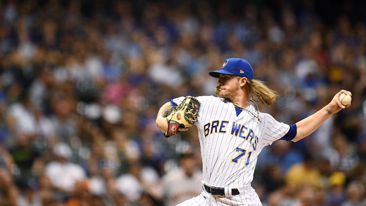 Friday MLB Odds, Picks, Prediction: Brewers vs. Marlins Betting Preview (May 7) article feature image