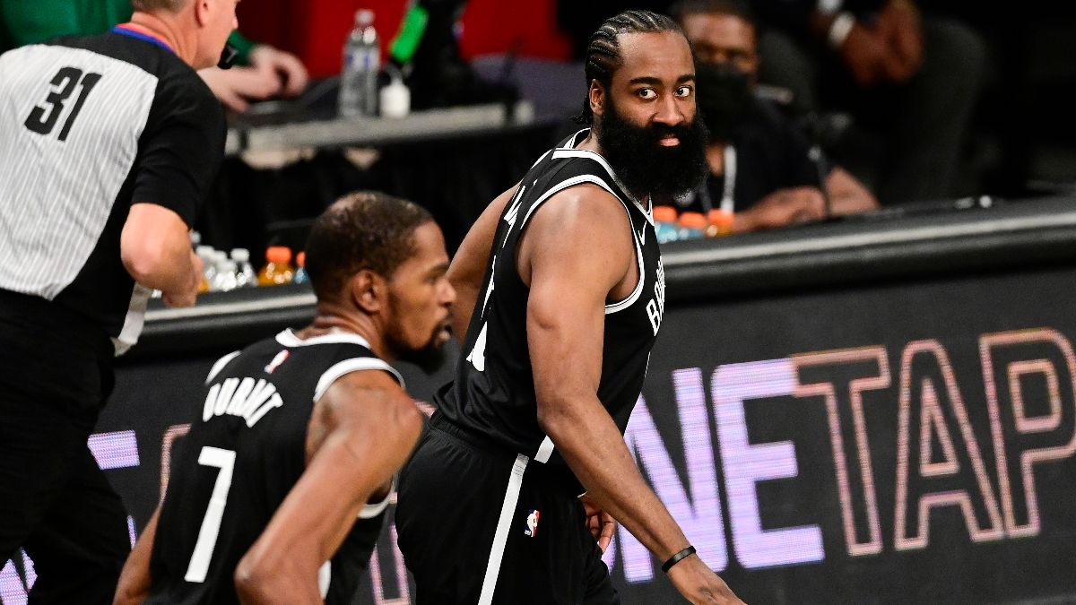 NBA Playoffs Series Odds: Nets' Price Soars After Game 1 Win vs. Celtics article feature image