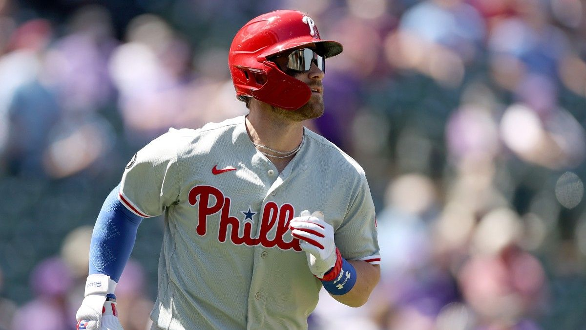 Phillies vs. Blue Jays Odds & Prediction: How to Bet This Over/Under (Friday, May 14) article feature image