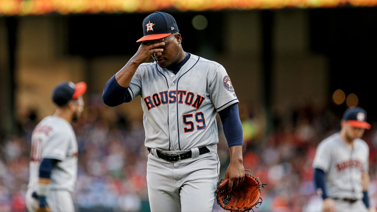 Padres vs. Astros Odds, Preview, Prediction: There's Value in Fading Houston's Pitching (Friday, May 28) article feature image