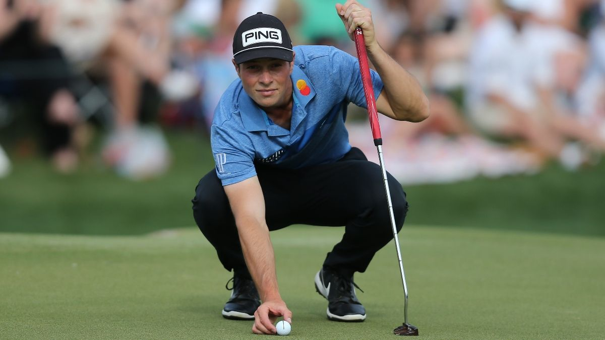 2021 PGA Championship Picks & Best Bets: Hovland, Ancer & Fitzpatrick Provide Value at Kiawah article feature image