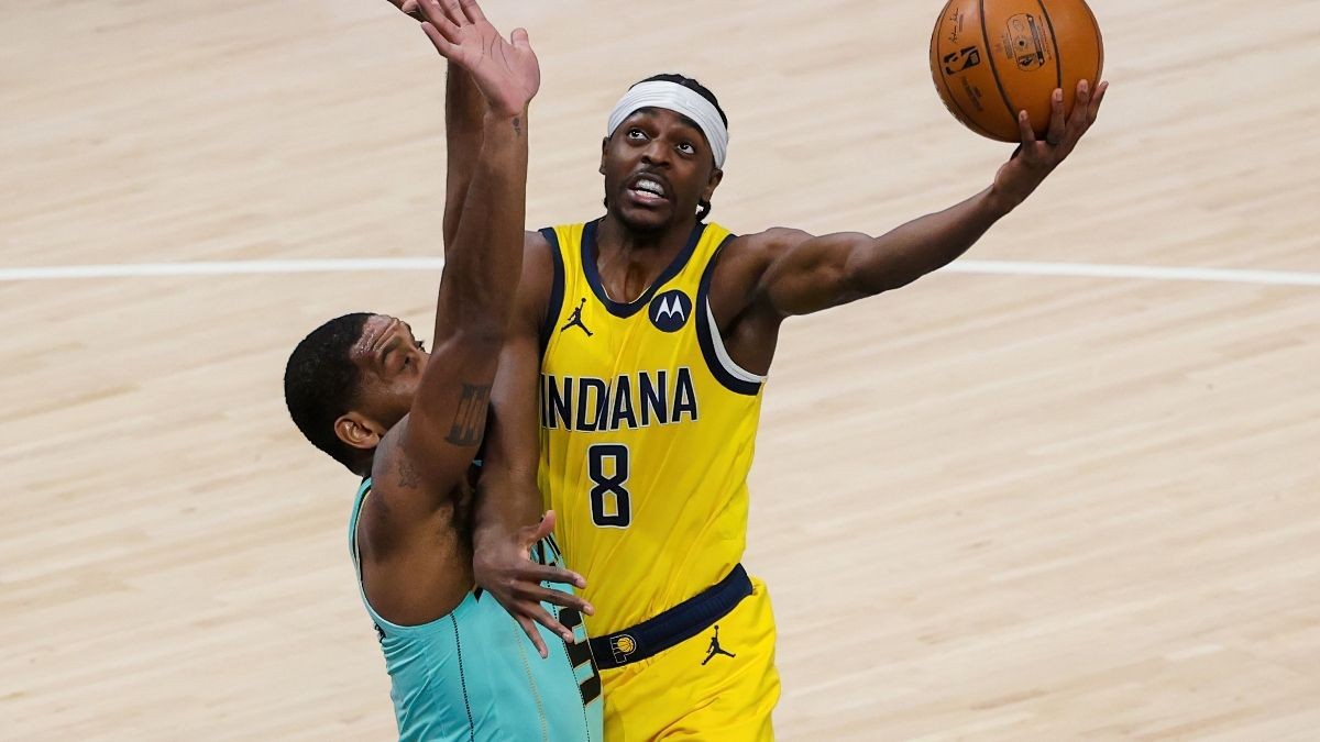 Pacers vs. Hornets Odds, Promo: Bet $20, Win $200 if the Pacers Score article feature image