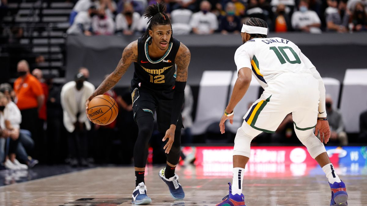 Jazz vs. Grizzlies Odds, Game 3 Preview, Prediction: Can Utah Slow Down Ja Morant in Memphis? (May 29) article feature image