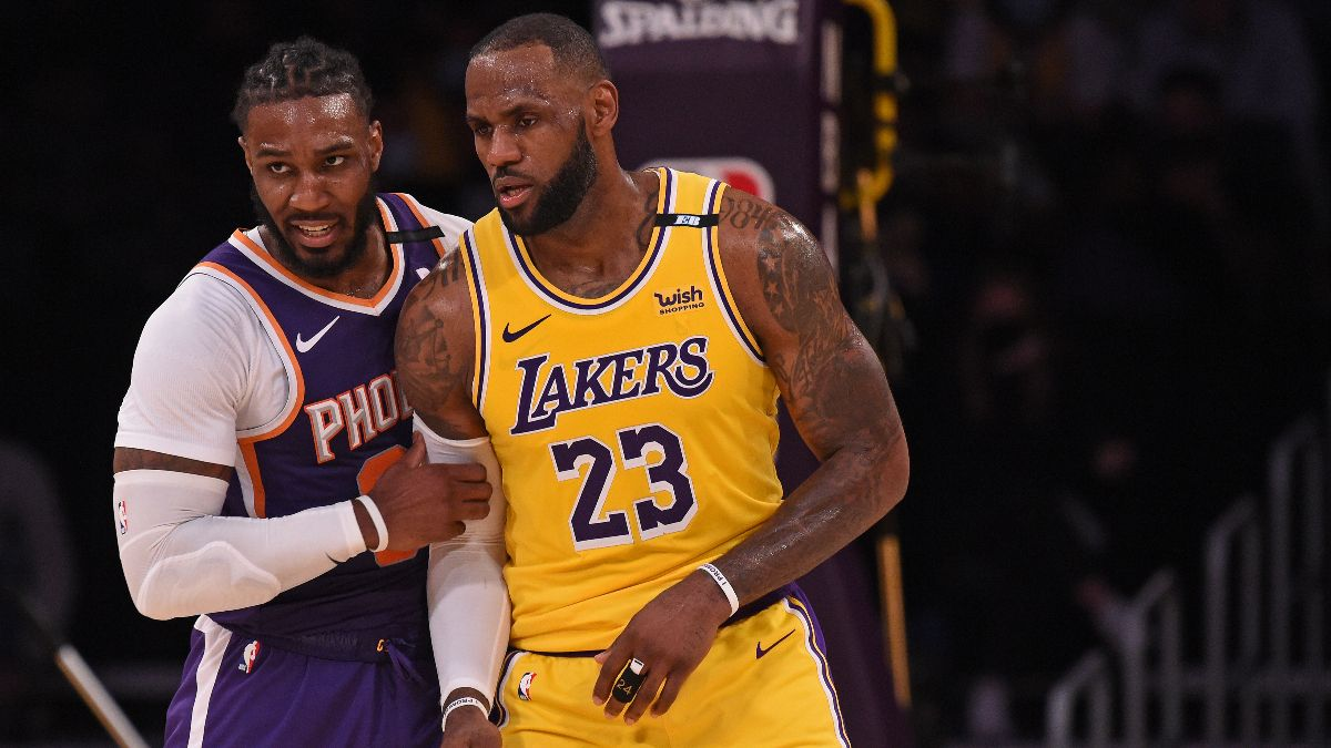 NBA Odds, Preview, Prediction for Suns vs. Lakers Game 4: Can Phoenix Level the Series? (Sunday, May 30) article feature image