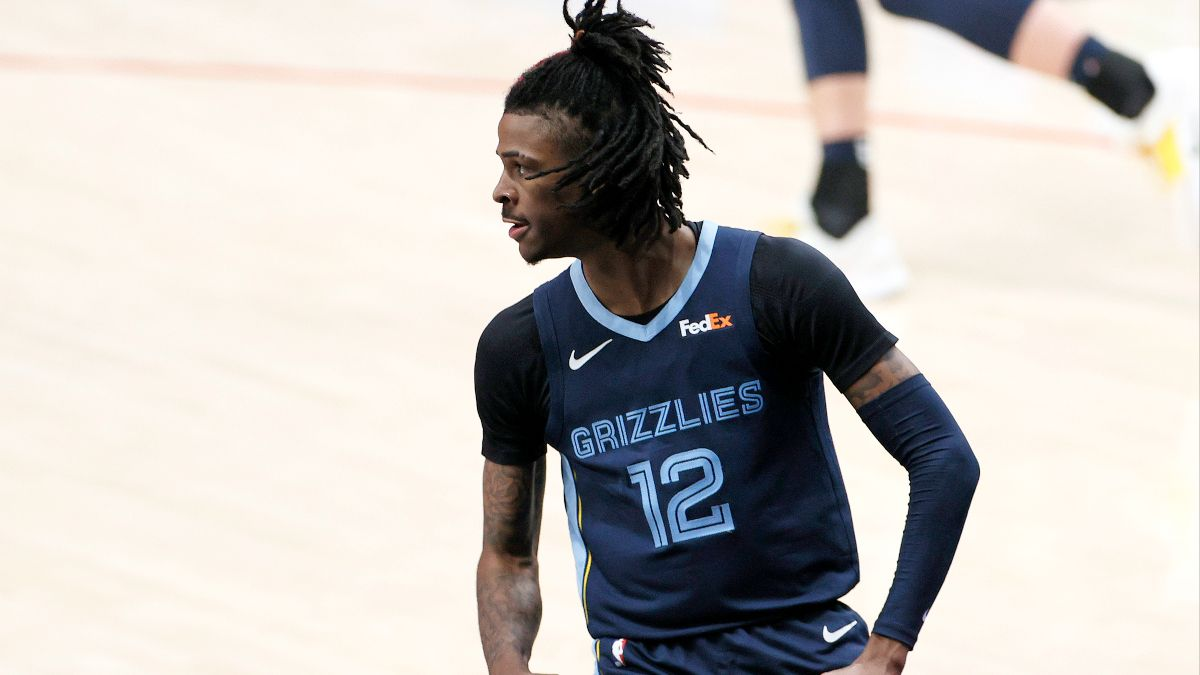 NBA Playoff Odds: The Memphis Grizzlies' 2021 Title Chances article feature image