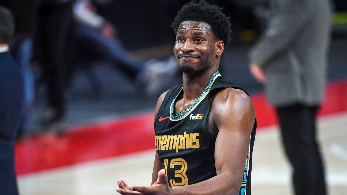 NBA Play-In Tournament Player Prop Bets, Picks: 3 Plays For the Grizzlies vs. Warriors Game on Friday (May 21) article feature image