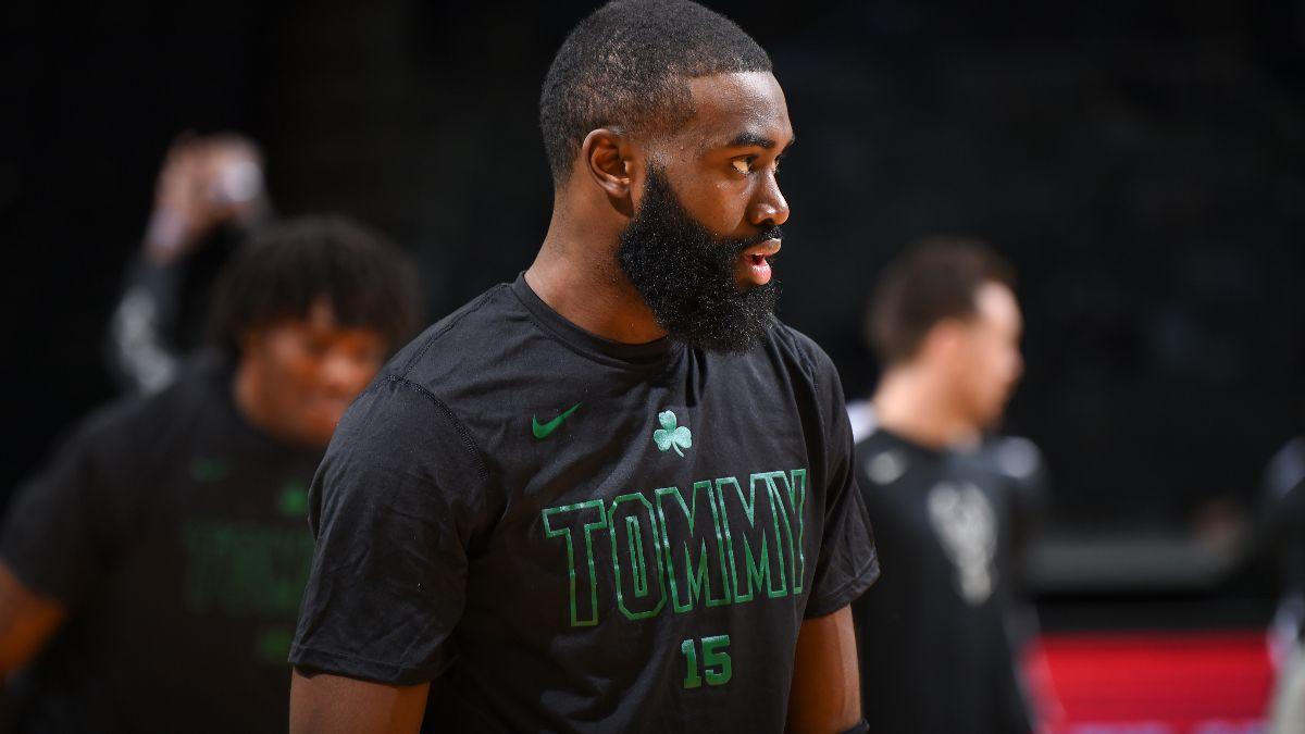 NBA Injury News & Starting Lineups (May 9): Jaylen Brown Out, Kyle Kuzma Doubtful Sunday article feature image