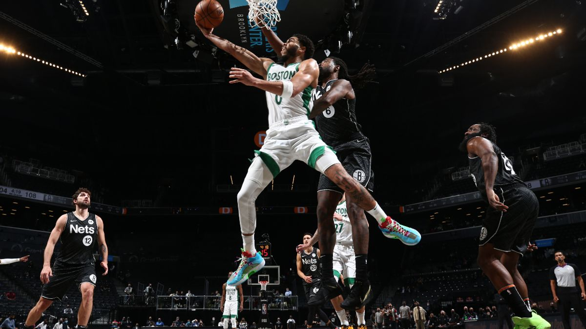 NBA Odds, Preview, Prediction for Nets vs. Celtics  Game 4: Can Tatum Boost Another Offensive Outburst? (May 30) article feature image