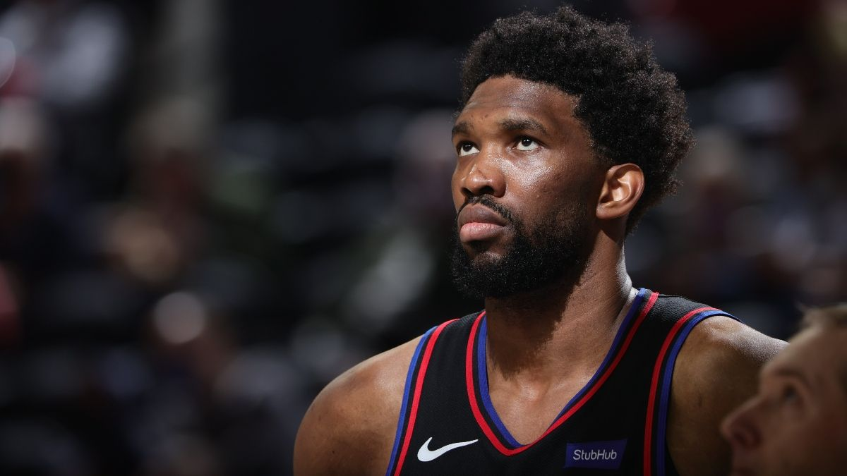 NBA Odds, Game 1 Preview, Prediction for Wizards vs. 76ers: How to Back Philly as Heavy Favorite (May 23) article feature image