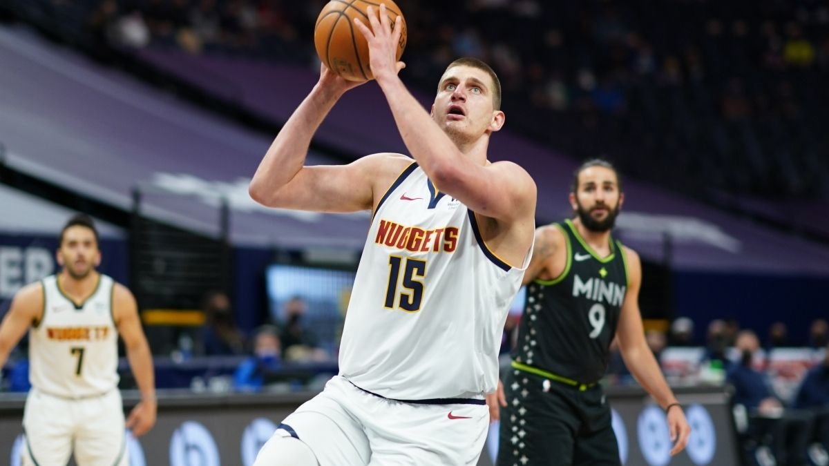 Nuggets Playoffs Promo: Bet $20, Win $200 if Nikola Jokic Scores a Point! article feature image