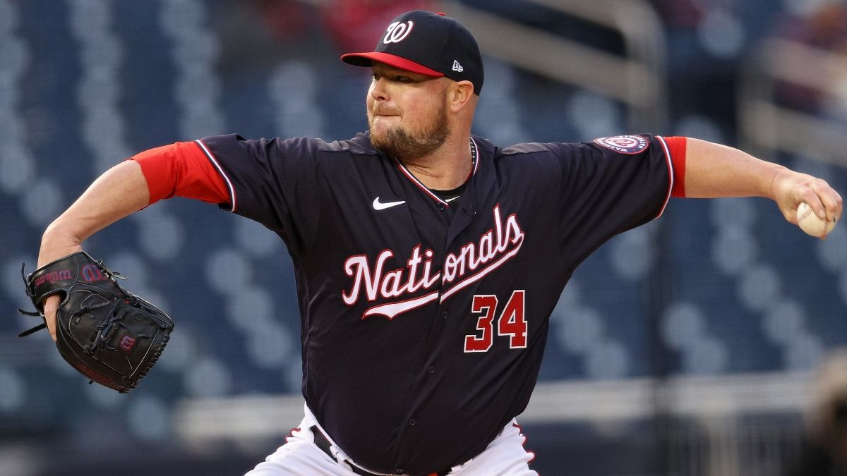 Braves vs. Nationals MLB Odds & Picks: Betting Value On Thursday's Over/Under (May 6) article feature image