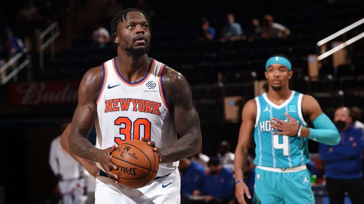 Celtics vs. Knicks Odds, Prediction, Preview: How to Back New York in Regular-Season Finale (May 16) article feature image