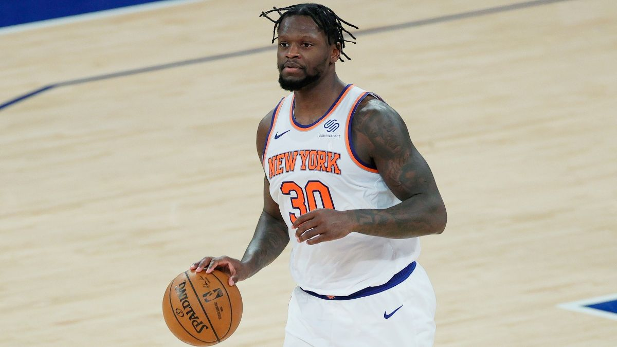 NBA Odds, Game 1 Preview, Prediction for Hawks vs. Knicks: How to Bet Eastern Conference Playoff Matchup in New York City (May 23) article feature image