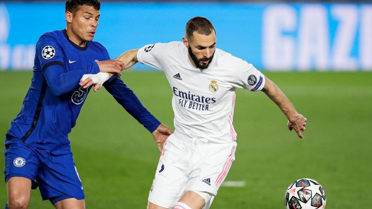 Chelsea vs. Real Madrid Odds, Picks, Predictions: Champions League Semifinal Betting Preview article feature image
