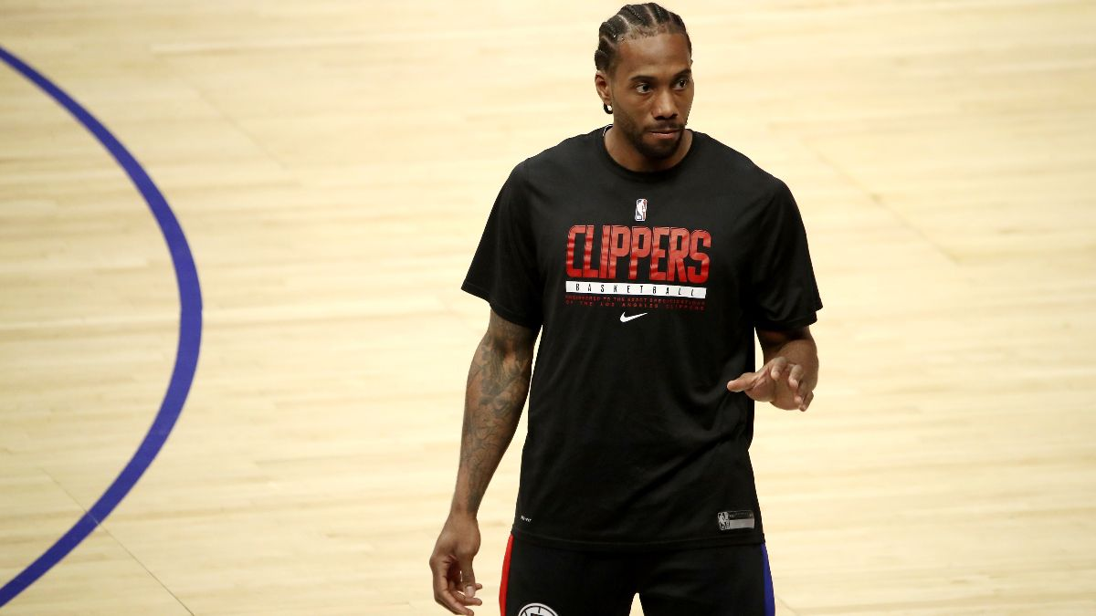NBA Injury News & Starting Lineups (May 13): Kawhi Leonard, Stephen Curry Questionable Friday article feature image