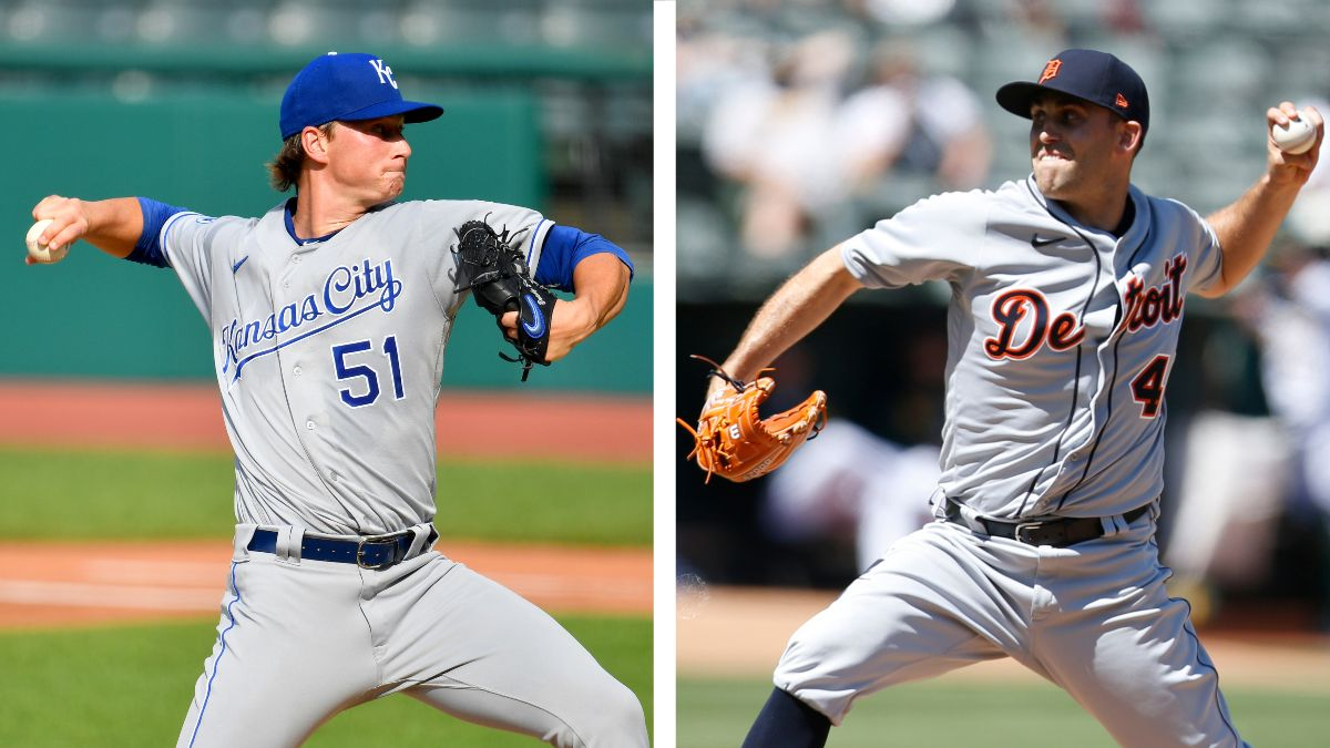 Royals vs. Tigers MLB Odds & Picks: How to Bet AL Central Matchup (Tuesday, May 11) article feature image