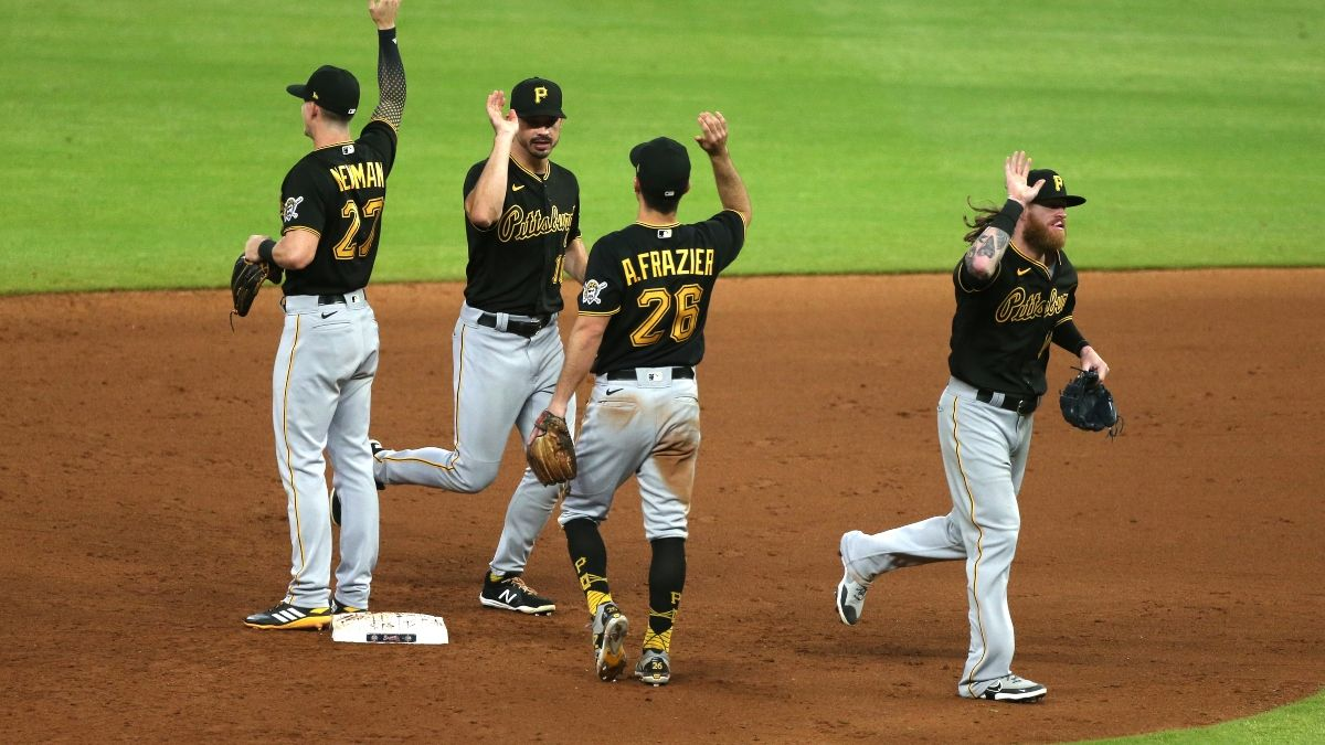 MLB Odds & Predictions for Pirates vs. Braves: How Experts Are Betting Friday's Over/Under article feature image