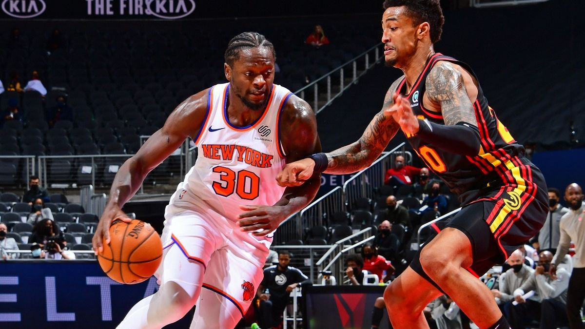 New York Knicks Odds, Promo: Bet $1+, Get $200 FREE Instantly! article feature image