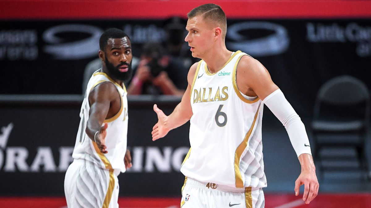 Friday NBA Odds, Picks & Projections: Betting Analysis for Cavaliers vs. Wizards, Jazz vs. Thunder and Raptors vs. Mavericks (May 14) article feature image