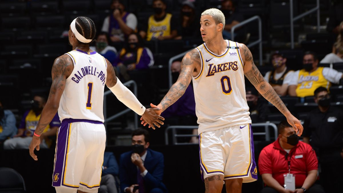Friday NBA Betting Odds & Picks: 3 Bets for Nuggets vs. Jazz, Lakers vs. Trail Blazers, More (Friday, May 7) article feature image