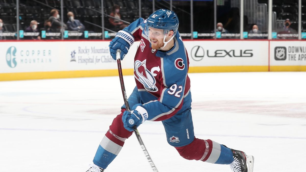 Colorado Avalanche Playoffs Promo: Bet $10, Win $200 if the Avs Take a Shot! article feature image