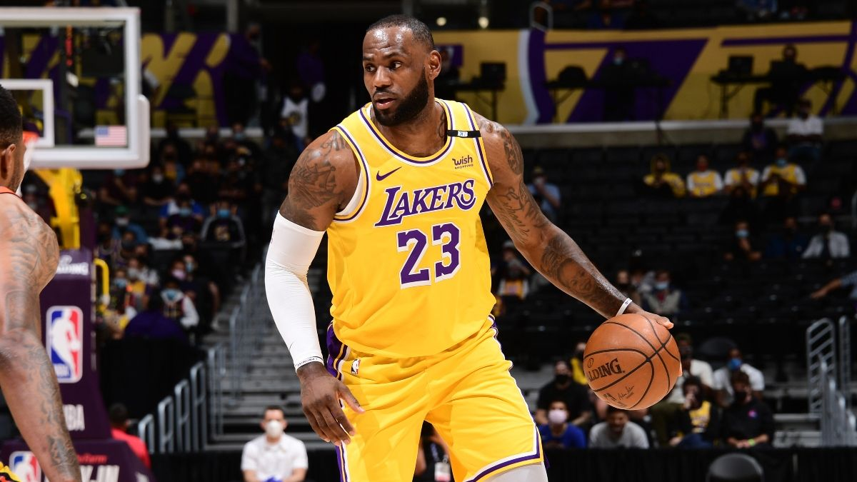 NBA Odds, Game 1 Pick, Prediction for Laker Suns: Betting Preview for Western Conference Clash in Phoenix (May 23) article feature image