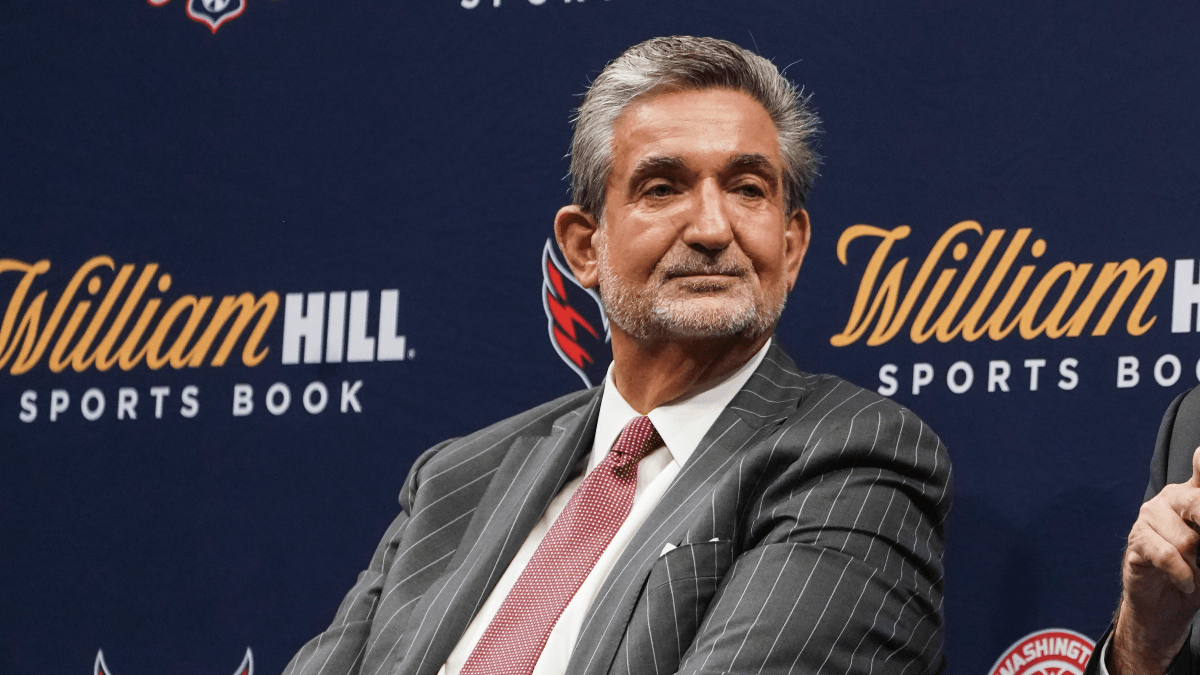 Washington Wizards & Capitals Open First Arena Sportsbook to Bring Ted Leonsis' Dream to Fruition article feature image