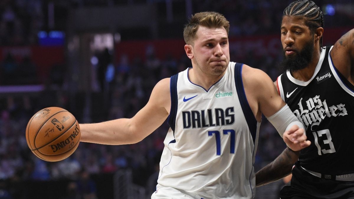 NBA Odds, Preview, Prediction Mavericks vs. Clippers Game 2: Luka Doncic, Dallas Are Underdogs Once Again (May 25) article feature image