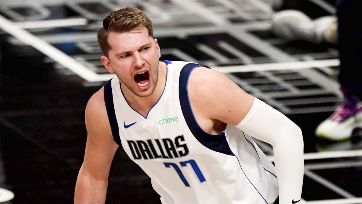 Mavericks vs. Clippers Odds, Promos: Bet $20, Win $200 if Luka Dončić Scores article feature image