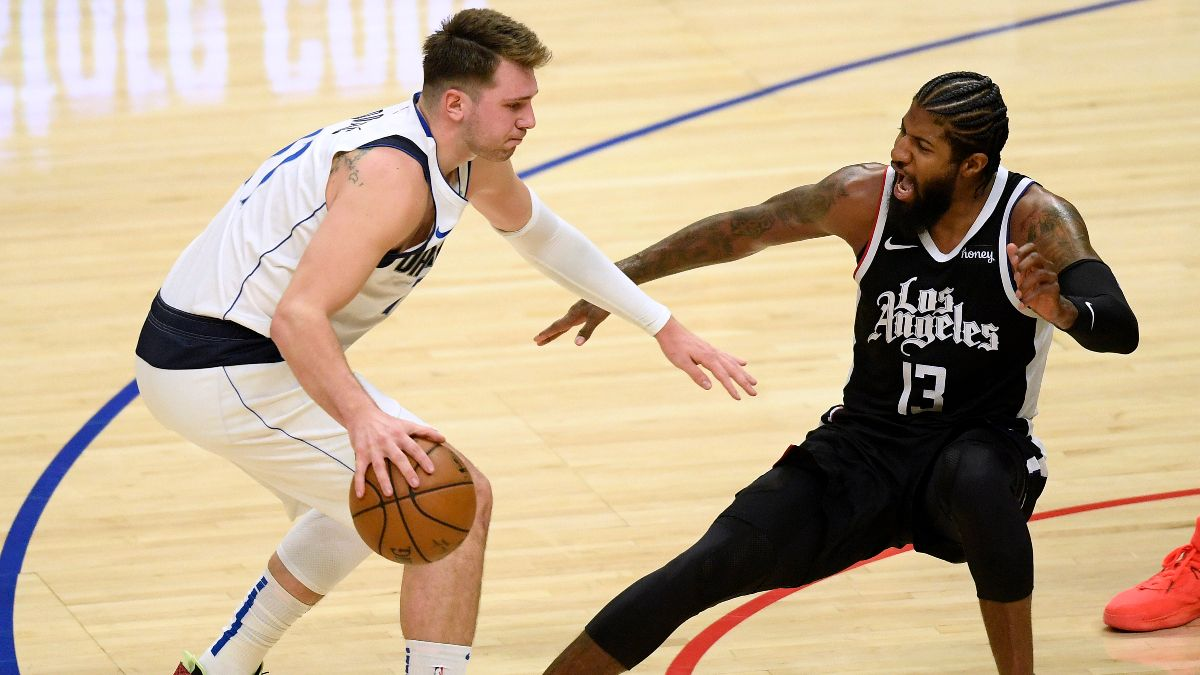 NBA Playoffs Series Odds & Schedule: Clippers Price Drops After Game 1 Loss vs. Mavericks article feature image