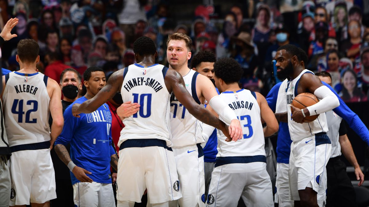 NBA Playoffs Series Bets: The Dallas Mavericks Are Live, More Thoughts on Round 1 article feature image