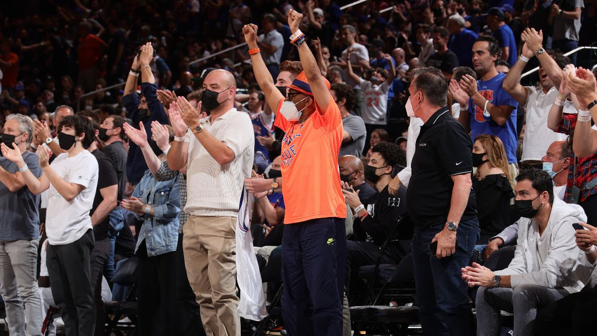 How Many Fans Are Allowed In Arenas for the NBA Playoffs? article feature image