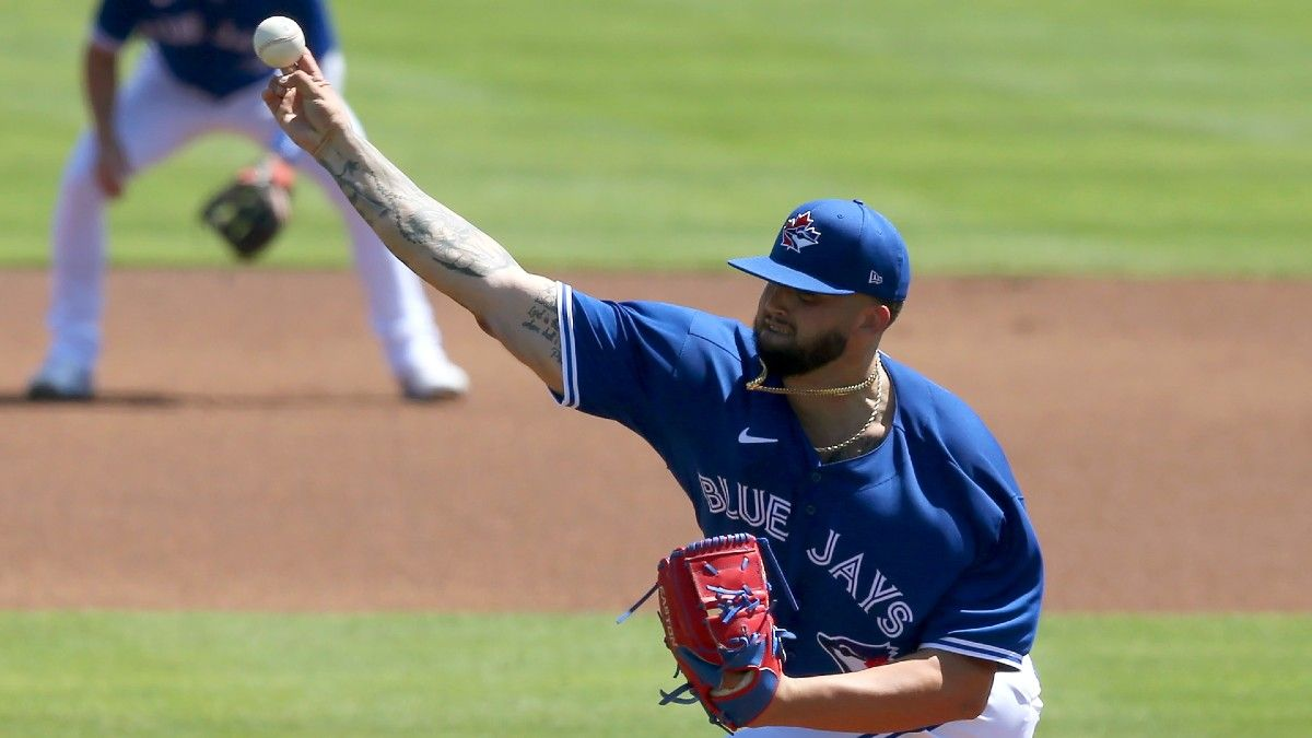 Thursday MLB Betting Odds, Preview, Prediction for Blue Jays vs. Yankees: Bet Toronto & Manoah in Game 1 (May 27) article feature image