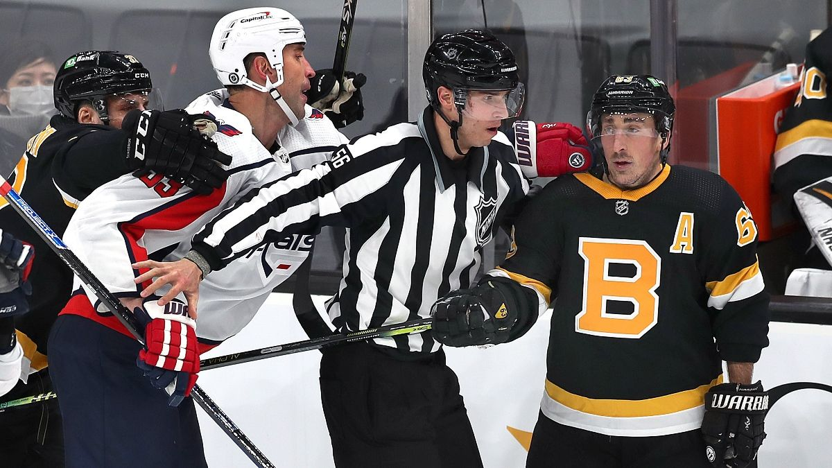 Bruins vs. Capitals Game 1 Odds & Picks: How to Bet Boston vs. Washington on Saturday (May 15) article feature image