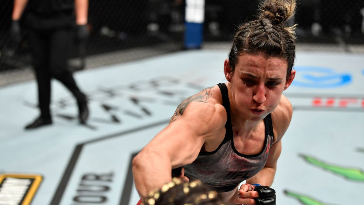 UFC Fight Night Main Event Odds, Pick & Prediction for Marina Rodriguez vs. Michelle Waterson (Saturday, May 8) article feature image