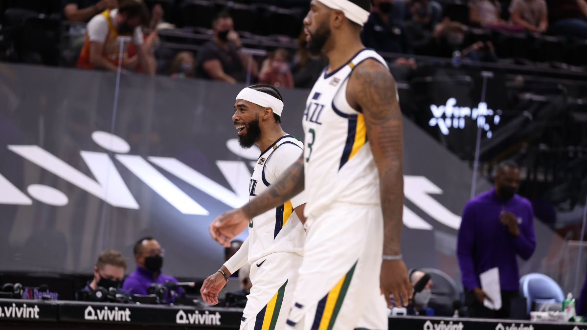 NBA Odds, Picks, Predictions: 4 Best Playoff Bets 76ers vs. Wizards and Jazz vs. Grizzlies (Monday, May 31) article feature image