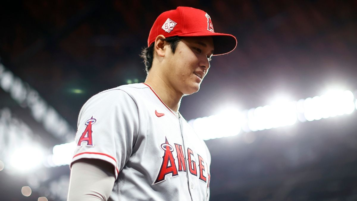 Angels vs. Astros MLB Odds & Picks: Back Ohtani, Los Angeles Early (Tuesday, May 11) article feature image